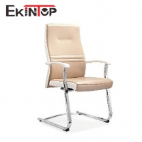 Computer desk chair no wheels by China office manufacturers
