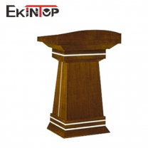 Small reception desk by MDF, China manufacturer