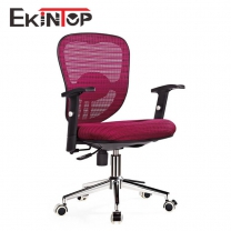 Small computer desk chair by China office furniture manufacturer