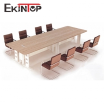 20 person conference table large size