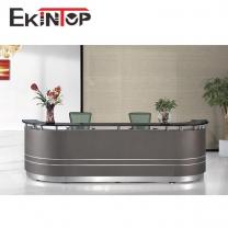 Hospital reception desk manufacturers in office furniture from Ekintop