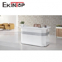 Cheap reception desk manufacturers in office furniture from Ekintop