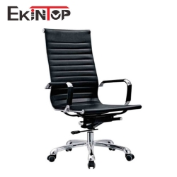 Leather staff office chair manufacturers in office furniture from Ekintop