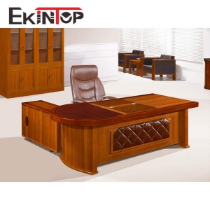 The purchase skills and material recognition of solid wood office furniture in china from wood office furniture manufacturer