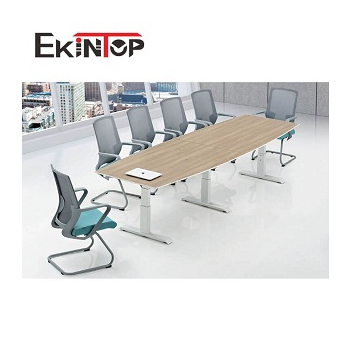 Training room table by China factory