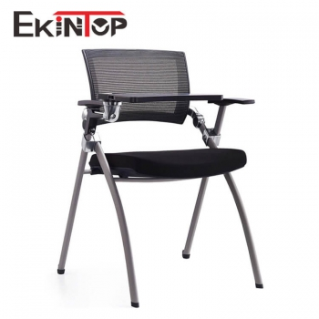 Small desk chair by China office furniture manufacturer
