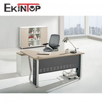 Melamine office desk modern office furniture