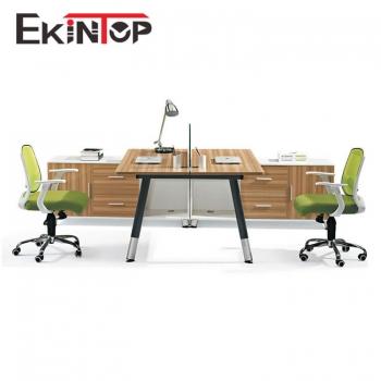 MDF desk by China manufacturer