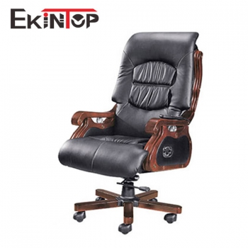 Leather Spinning Chair, Office Chair Manufacturers Ekintop
