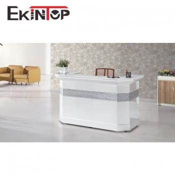 Cheap reception desk manufacturers in office furniture from Ekintop