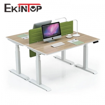 Stand up desk adjustable height manufacturers in office furniture from Ekintop