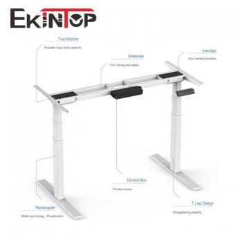 Adjustable office desk manufacturers in office furniture from Ekintop