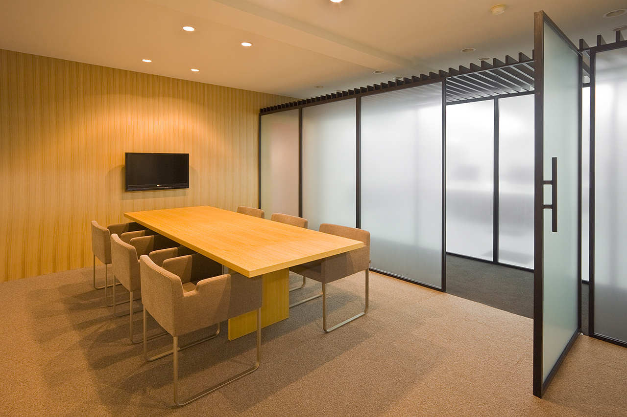modern simple office style