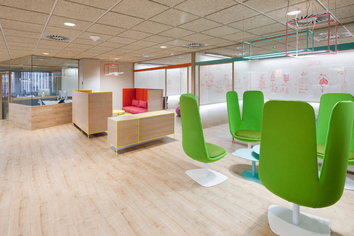 Green Simple Office Style