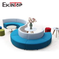 Lounge sofa by office furniture manufacturer in Ekintop
