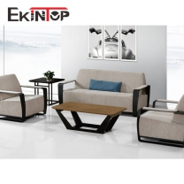 Fabric sofa sets by office furniture manufacturer in Ekintop