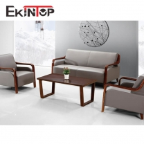 Wooden sofa set manufacturers in office furniture from Ekintop