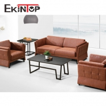 Italian leather sofa set manufacturers in office furniture from Ekintop