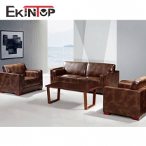 Modern sofa set by office furniture manufacturer in Ekintop