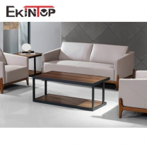 Drawing room sofa set design by office furniture manufacturer in Ekintop