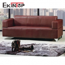 3 seater wooden sofa by office furniture manufacturer in Ekintop