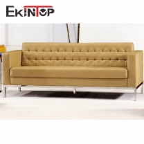 Custom made sofa by office furniture manufacturer in Ekintop