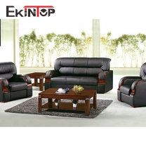 Leather sofa set manufacturer in office furniture from Ekintop