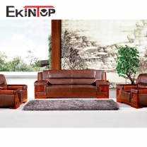Sofa set by office furniture manufacturer in Ekintop
