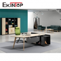 Contemporary office furniture desk by China office furniture manufacturers