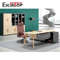 Ekintop factory cheap price office desk 2018 in promotion