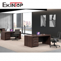 Secretary desk by office furniture manufacturer in Ekintop