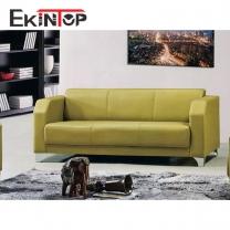 Simple steel sofa furniture by office furniture manufacturer in Ekintop
