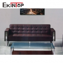 Classical leather sofa manufacturers in office furniture from Ekintop