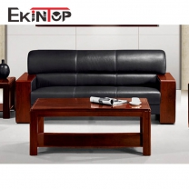 Living room furniture sofa by office furniture manufacturer in Ekintop