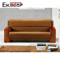 European sectional sofa by office furniture manufacturer in Ekintop