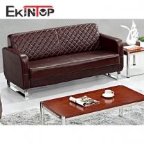 L shape sofa furniture by office furniture manufacturer in Ekintop
