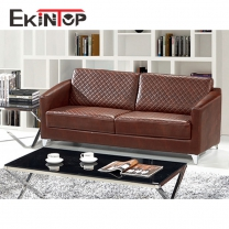 Modern sectional sofa by office furniture manufacturer in Ekintop