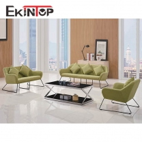 Fabric sofa set designs manufacturers in office furniture from Ekintop