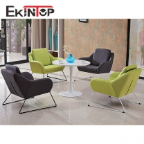 Fabric sofa factory by office furniture manufacturer in Ekintop