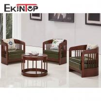 Salon furniture waiting sofa by office furniture manufacturer in Ekintop