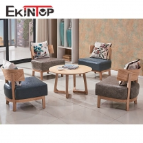 Latest home sofa set by office furniture manufacturer in Ekintop