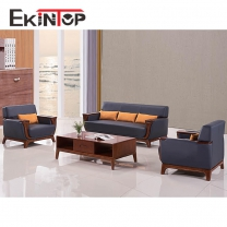 Germany leather sofa by office furniture manufacturer in Ekintop