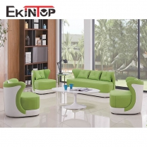 Large sectional sofa by office furniture manufacturer in Ekintop