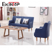Sitting room sofa by office furniture manufacturer in Ekintop