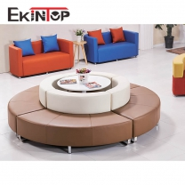 Imported sofa sets by office furniture manufacturer in Ekintop