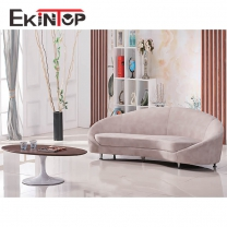White sofa set by office furniture manufacturer in Ekintop