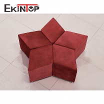 Modern fabric sofa by office furniture manufacturer in Ekintop