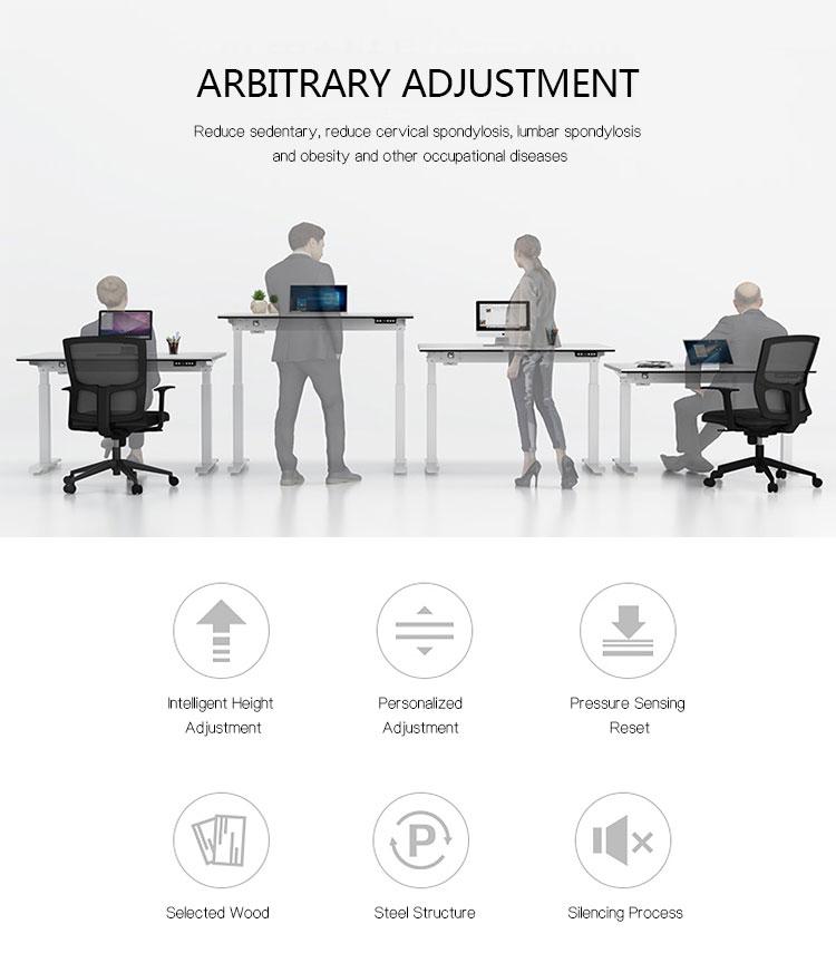Height adjustable computer desk manufacturers