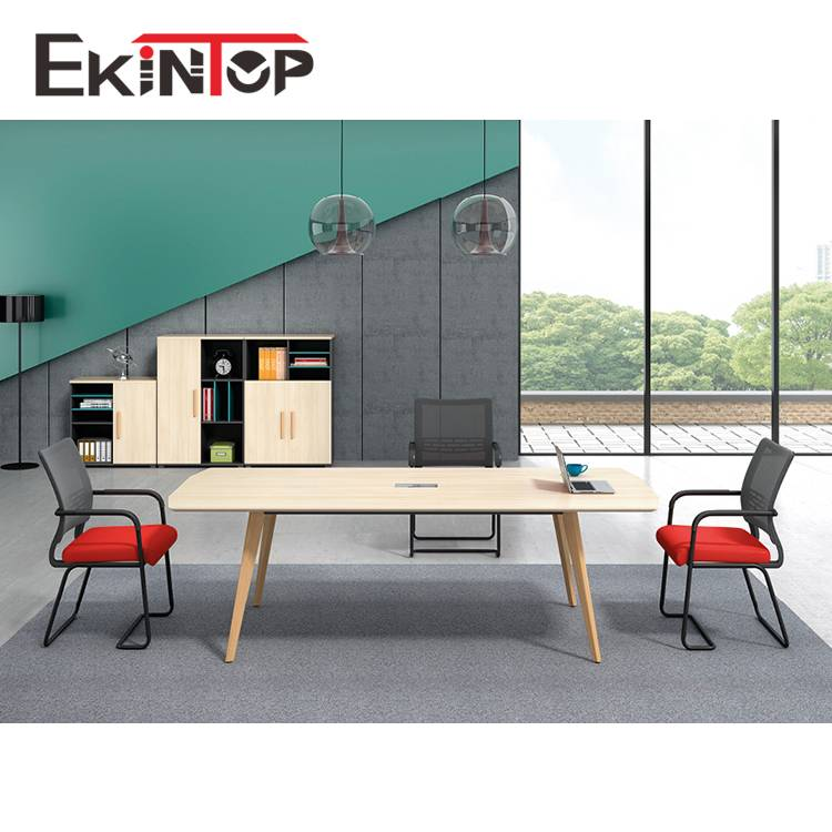 Wood office meeting table manufacturers
