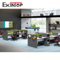 4 person office workstation manufacturers in office furniture from Ekintop